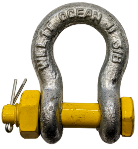 Shackle - Bolt Type, 3/8 inch