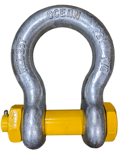 Shackle - Bolt Type, 1-3/4 inch