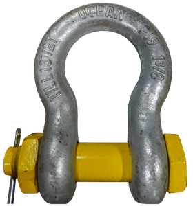 Shackle - Bolt Type, 1-3/8 inch