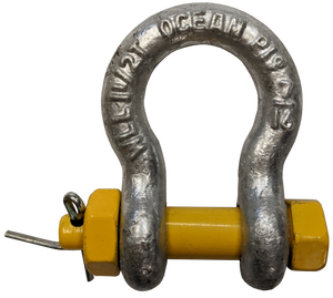 Shackle - Bolt Type,  7/16 inch