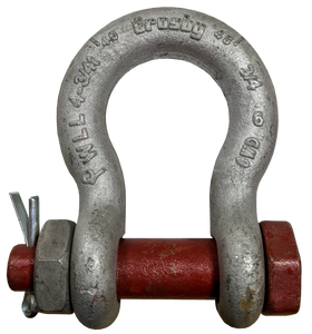 Shackle - Crosby® Bolt Type,  3/4 inch
