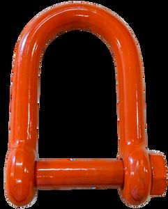 Shackle - Long Reach Screw Pin, 1 inch