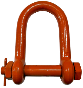 Shackle - Long Reach Bolt Type, 1 inch