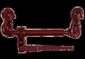 """Folding Handle Load Binder - Ratchet, 3/8"""" - 1/2"""""""