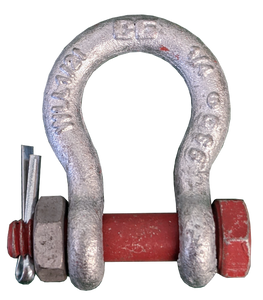 Shackle - Crosby® Bolt Type, 1/4 inch