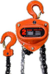 Chain Hoist - Vitali-Intl®, 2 Tonne, 10ft x 1 Fall