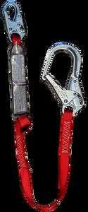 3M™ PROTECTA® - PRO™ Pack Shock Absorbing with Rebar Hook Lanyard, 4ft