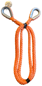 """Dyneema - 12-Strand, 1/2"""" Rope Assembly"""