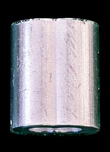 "Aluminum Hourglass Sleeve - 1/8"""