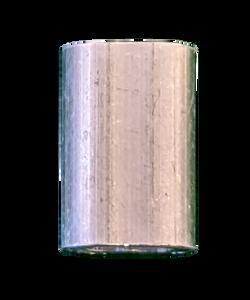 "Aluminum Hourglass Sleeve - 1/16"""