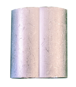 "Aluminum Hourglass Sleeve - 5/16"""