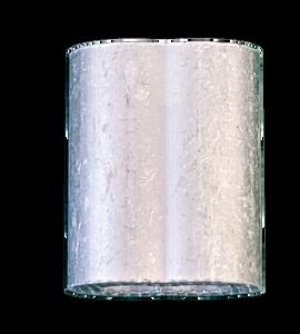 "Aluminum Hourglass Sleeve - 5/32"""