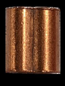 "Copper Hourglass Sleeve - 3/32"""