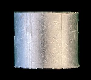 "Stop Sleeve - Aluminum, 5/32"""