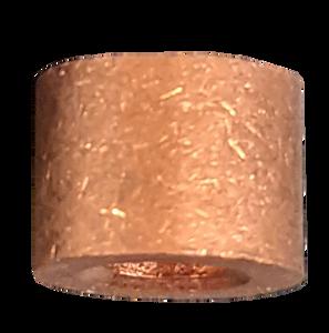 "Stop Sleeve - Copper, 1/4"""