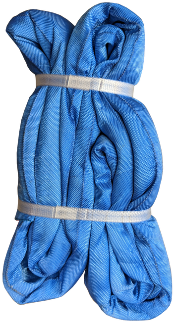 Round Sling - Blue, 23,000lbs x 4ft