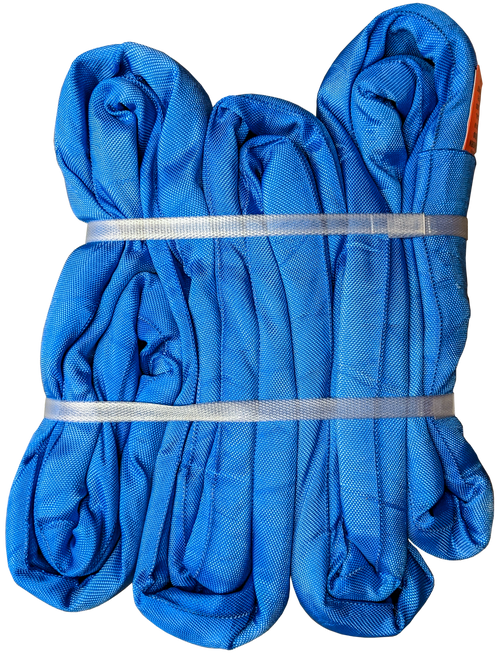 Round Sling - Blue, 23,000lbs x 8ft