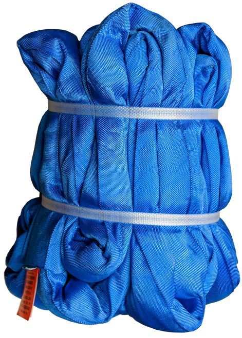 Round Sling - Blue, 23,000lbs x 16ft