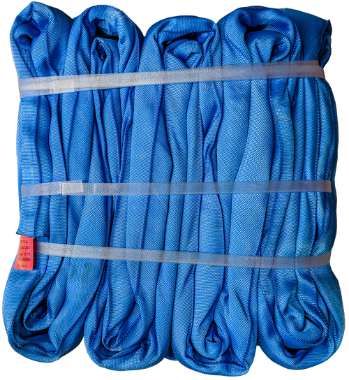 Round Sling - Blue, 23,000lbs x 18ft