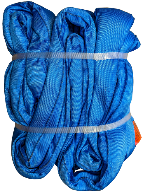 Round Sling - Blue, 23,000lbs x 20ft