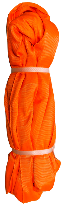 Round Sling - Orange, 26,000lbs x 8ft