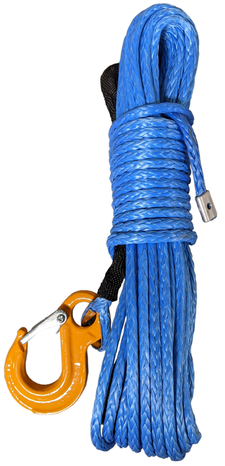 "Dyneema ATV Winch Line - 1/4"" x 50ft"