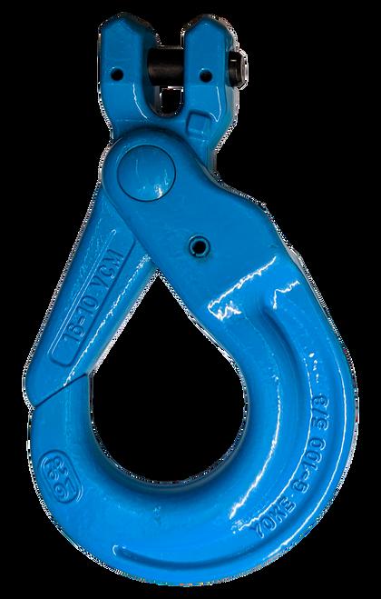 "Self-Locking Clevis Hook - 5/8"", Gr 100 Extreme"