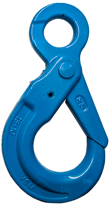 "Self-Locking Eye Hook - 1/2"", Gr 100 Extreme"