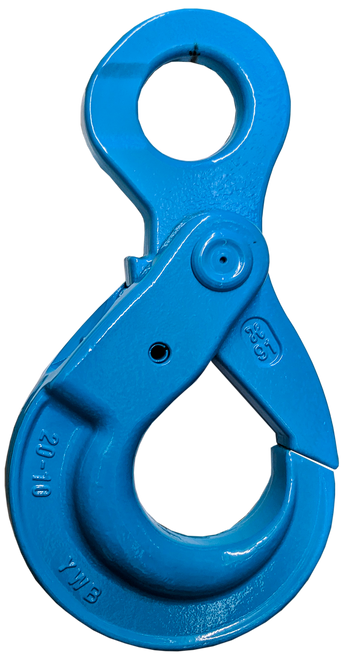 "Self-Locking Eye Hook - 3/4"", Gr 100 Extreme"