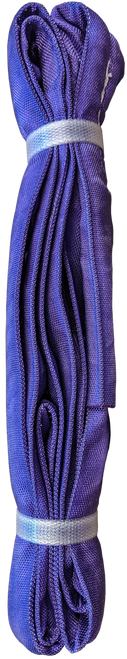 Round Sling - Purple, 3,000lbs X 4ft