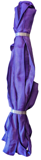 Round Sling - Purple, 3,000lbs x 10ft