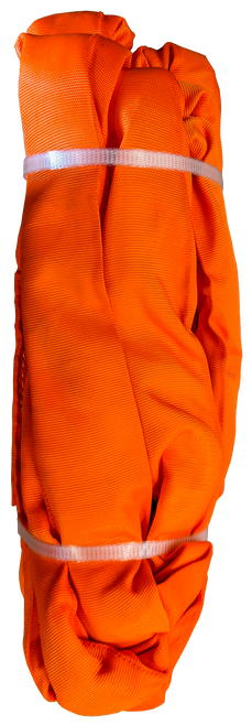 Round Sling - Orange, 26,000lbs x 10ft