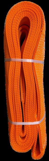Tow Strap - Orange, 12 inch x 30ft, 192,000lbs