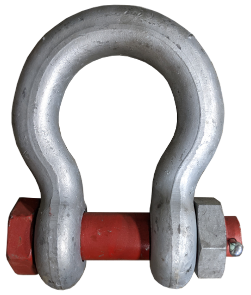 Shackle - Crosby® Bolt Type, 2 inch