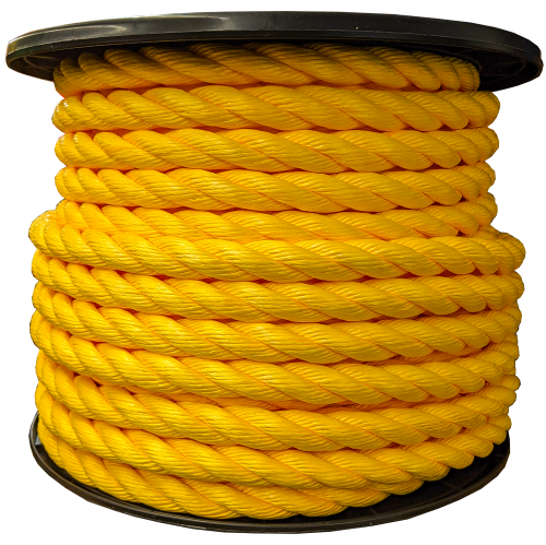 Poly Rope - 3/4 inch, 125ft