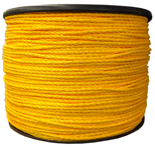 Poly Rope - 3/16 inch, 2,125ft