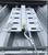 Grain Bin Fall Protection System - Bin Safe, Corrugated Wall Bin Kit, 40' Wire Rope