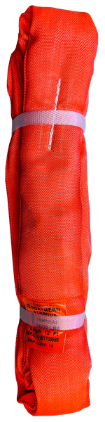 Round Sling - Red, 14,000lbs x 12ft