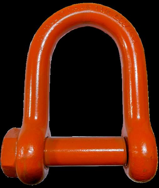 Shackle - Long Reach Screw Pin, 1-1/2 inch