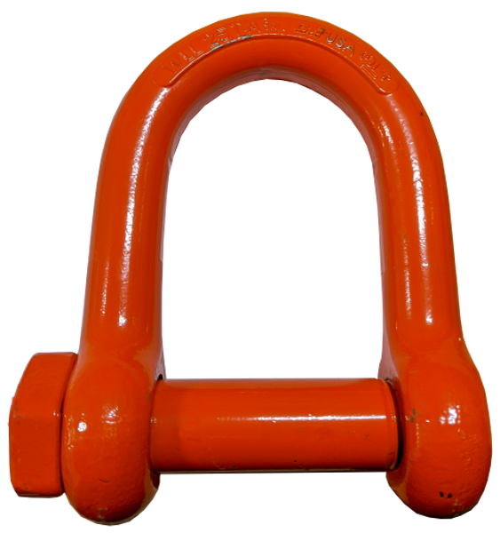 Shackle - Long Reach Screw Pin, 1-3/4 inch