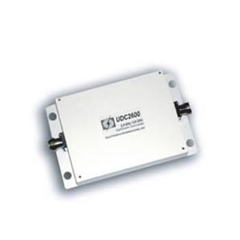 2.4GHz to 2.6GHz , 500mW Up/Down Converter (UDC2600)