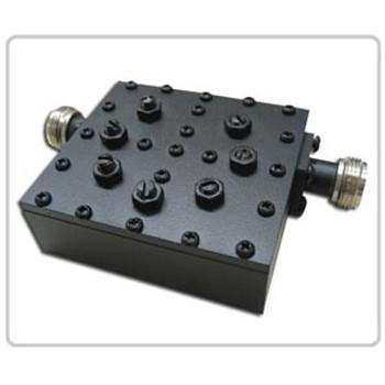 2.462 GHz Cavity Filter (4 Pole)