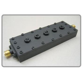 5.8 GHz cavity filter (3-pole)