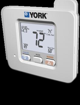 York YP S1THSU32HP7Y LX Wireless Thermostat