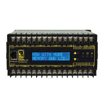 Digital Loggers DIN3 Web Controlled DIN Relay