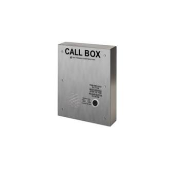 GAI-Tronics Weatherproof UHF Flash Mount RF Call Box