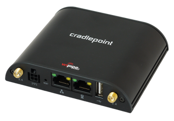 Cradlepoint IBR650W 4G LTE/3G Broadband Router With Wimax