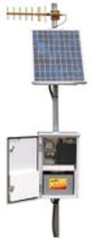 Industrial Pre-Packaged 140 Watt 12V with 99 Amp/Hr Solar System