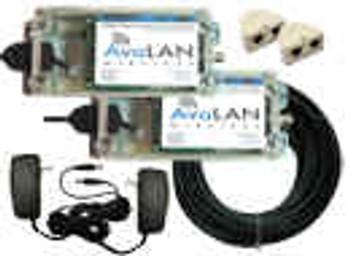 Indoor Long-range 900 MHz Wireless Ethernet Bridge