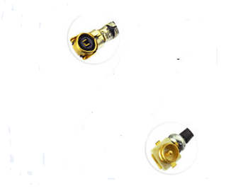 1 ft 100-series Cable with MHF4 to U.FL Connectors